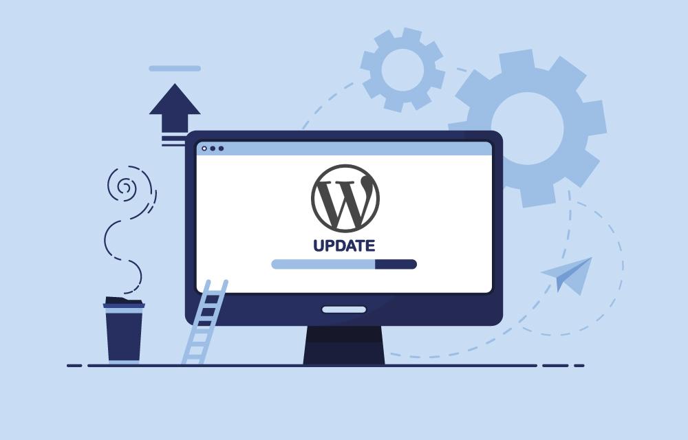 De ce este important să actualizez periodic site-ul meu WordPress?