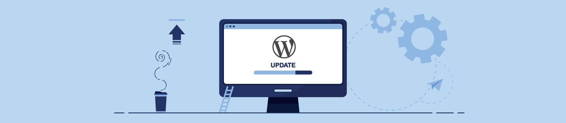 De ce e important să îmi actualizez regulat website-ul WordPress?